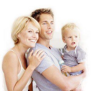 Une famille est une communauté de personnes réunies par des liens de